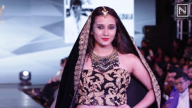 Ramesh Dembla Showcases His Collection at Zingbi Fall Fashion 2018