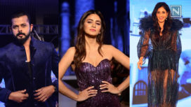 Bollywood Celebrities on their Showstopper Dresses