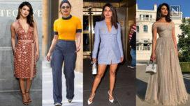 As Priyanka Chopra Turns a Year Older, We Look at her Top 10 Experimental Looks