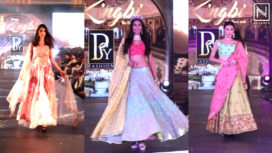Sirisha Reddy at Zingbi Fall Fashion 2018 With Priyanka Kumari As a Showstopper