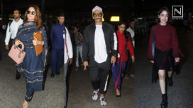 Bollywood Celebrities Travelling in Style