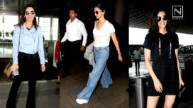 Stylish Travel Outfits From Your Favorite Bollywood Celebrities