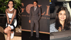 Here's a List of the Best Dressed Bollywood Actors this Week