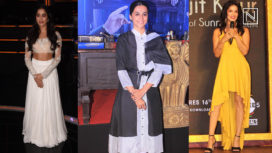Check Out Your Favourite Celebrities Dressed in their Best Outfits