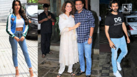Your Favourite Celebrities and their Outfits from July 2018