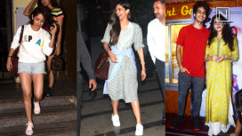 Bollywood Celebrities Spotted in their Best Looks