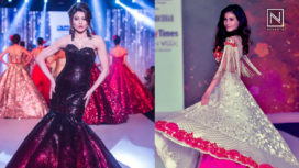 Designers and Their Showstoppers - Urvashi Rautela and Amyra Dastur