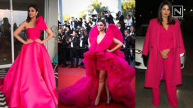 Bollywood Beauties Flaunting Hot Pink in their Outfits