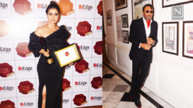 Watch Kajol and Jackie Shroff Talk About Receiving the Iconic Brands Awards 2018