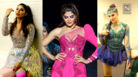 Top 5 Looks of Jacqueline Fernandez for Dabangg Tour 2018