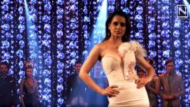 Kangana Ranaut Walks the Runway at a Fashion Show for a Brand