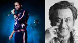 Ayushmann Khurrana's Musical Tribute to the Legendary Kishore Kumar