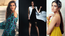 Here are our Top 5 Looks of Kriti Sanon from her Recent Appearances