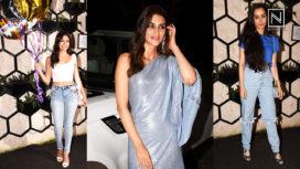 Starry Affair on Kriti Sanon and Dinesh Vijan's Birthday Bash