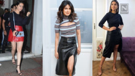 Leather Skirts are the Latest Must Have Pieces in the Wardrobe