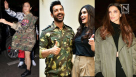 Bollywood Celebs and their Love for Military Prints