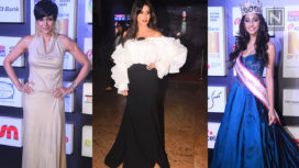 Celebrities on the Red Carpet of the 5th Edition of NRI of the Year Awards 2018
