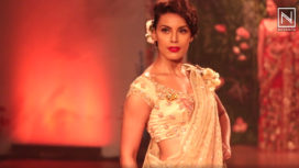 Pallavi Jaikishan Showcases Bridal Wear on Day 2 of India Couture Week 2018