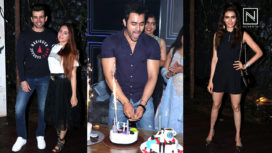 Television Celebrities Gracing Pearl V Puri's Birthday Celebrations