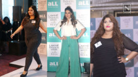 29 Fresh Faces Chosen at Plus Size Model Auditions for Lakme Fashion Week Winter Festive 18