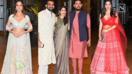 Here are Celebs that Graced Poorna Patel's Engagement