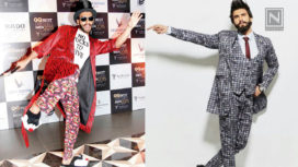10 Quirky and Exceptional Outfits Only Ranveer Singh Can Pull Off