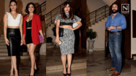 Bollywood Celebrities Come Together for Ronnie Screwvala's Bash
