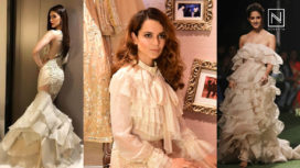 8 Times Bollywood Divas Rocked the Ruffles on their Outfits