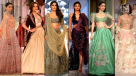 Bollywood Divas as Showstoppers at India Couture Week 2018