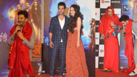 Shraddha Kapoor and Rajkumar Rao Promote their Movie Stree in Style