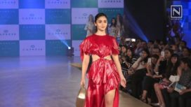 Alia Bhatt Shares her Love for Bags as the Showstopper for Caprese