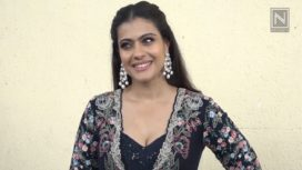 Kajol Promotes her Upcoming Movie Helicopter Eela