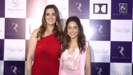 Nushrut Bharucha Launches Rebecca Devan's AW Collection