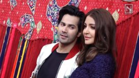 Hear The Sui Dhaaga Story from Anushka Sharma and Varun Dhawan