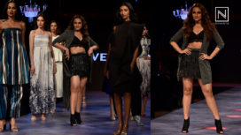 Sonakshi Sinha Totally Slays her Ramp Walk at a Fashion Show for a Clothing Brand