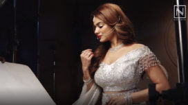 Aashka Goradia on her Favourite Jewellery and Designers at her Bridal Photoshoot