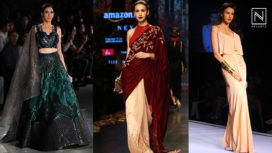 Model Alesia Raut Shares her Experiences from India Couture Week 2018
