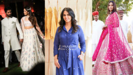 Anita Dongre Shares her Thoughts on Sustainability and Fashion