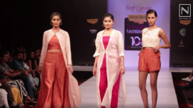 Label Kraft Korridor Showcases at Bangalore Fashion Week Bridal Festive 2018
