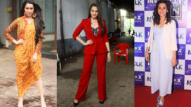 Have a Look at Who Wore What at this Week's Celeb Spotting