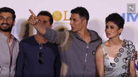 The Star Cast of the Akshay Kumar Starrer Movie Gold Launch its Trailer and Poster