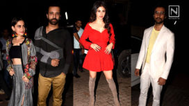 Celebrities from Movies and Television Come to Attend the Screening of Gold