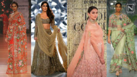 Here is a Look at all that Happened at India Couture Week 2018