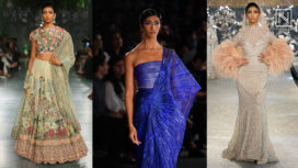 Model Lakshmi Rana Takes us Through India Couture Week 2018