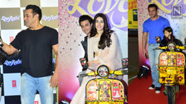 Salman Khan Launches LoveRatri Trailer with Aayush Sharma