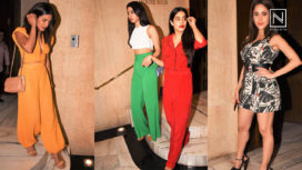 Manish Malhotra Host Late Sridevi's Birth Anniversary Celebrations