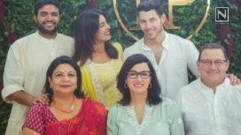 Here's a Look at Priyanka Chopra and Nick Jonas's Engagement Weekend
