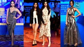 Top 10 Red Carpet Looks of the Bollywood Celebrities from Lakme Fashion Week WF18