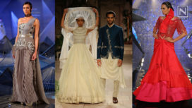 Designer Showcases at India Couture Week 2018