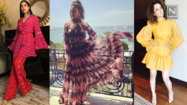 Glam up your Wardrobe with these Statement Sleeves Just like these Celebrities